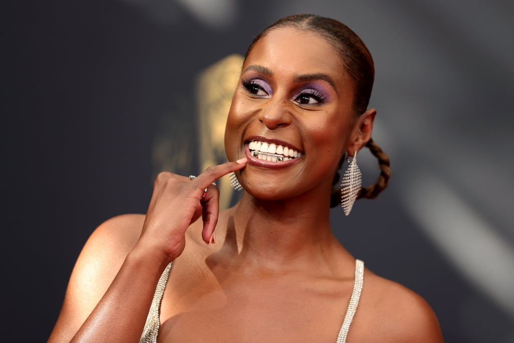 Issa Rae Wore a $3 Eyeshadow Palette at 2021 Emmys