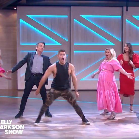 Watch The Fitness Marshall on The Kelly Clarkson Show