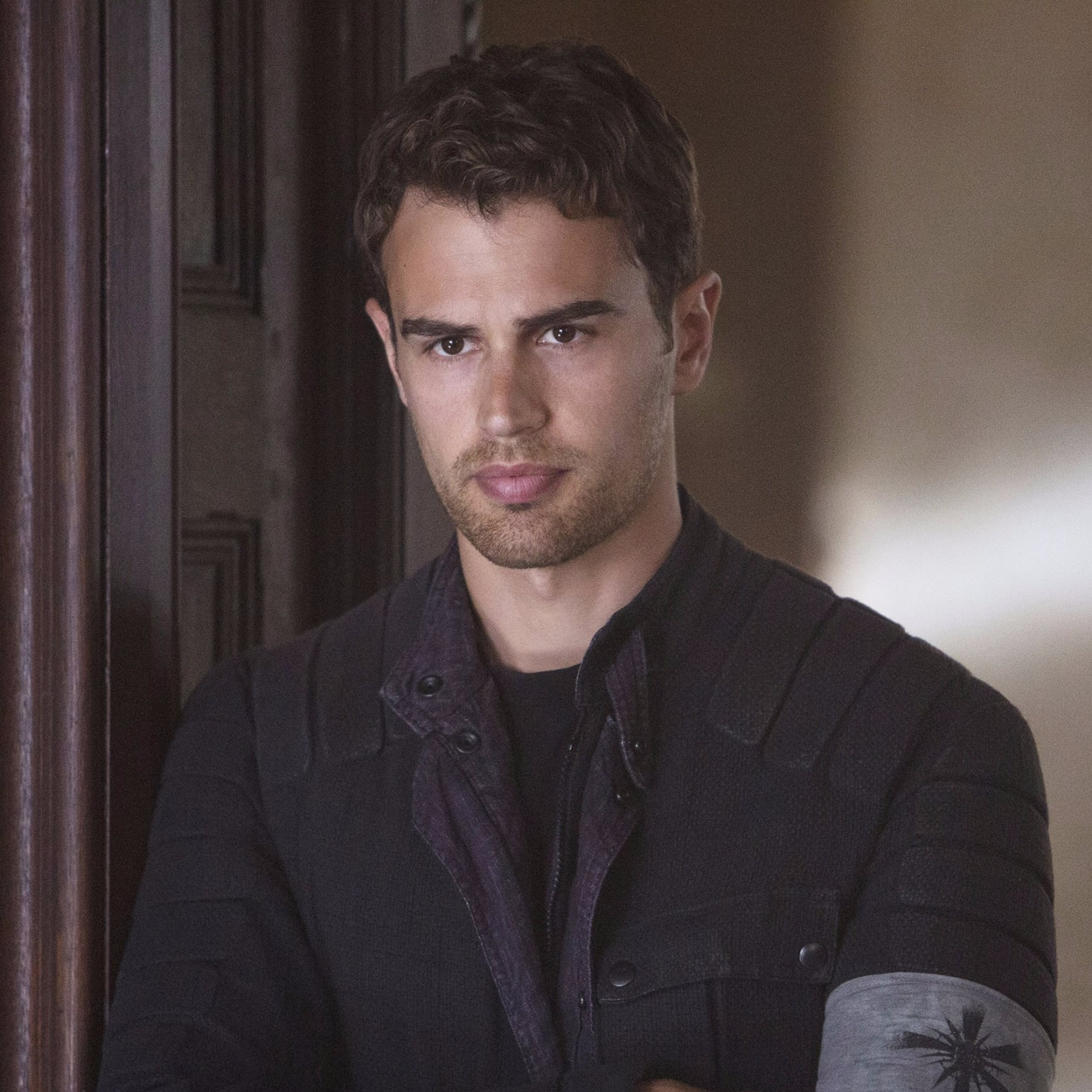 Watch Theo James (born 1984) video