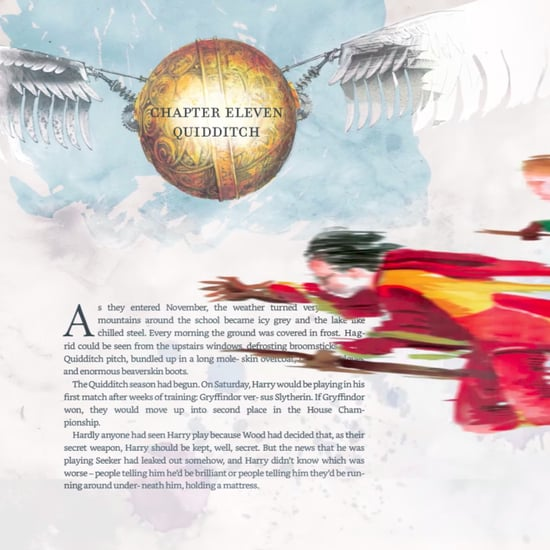 Interactive Harry Potter e-Book
