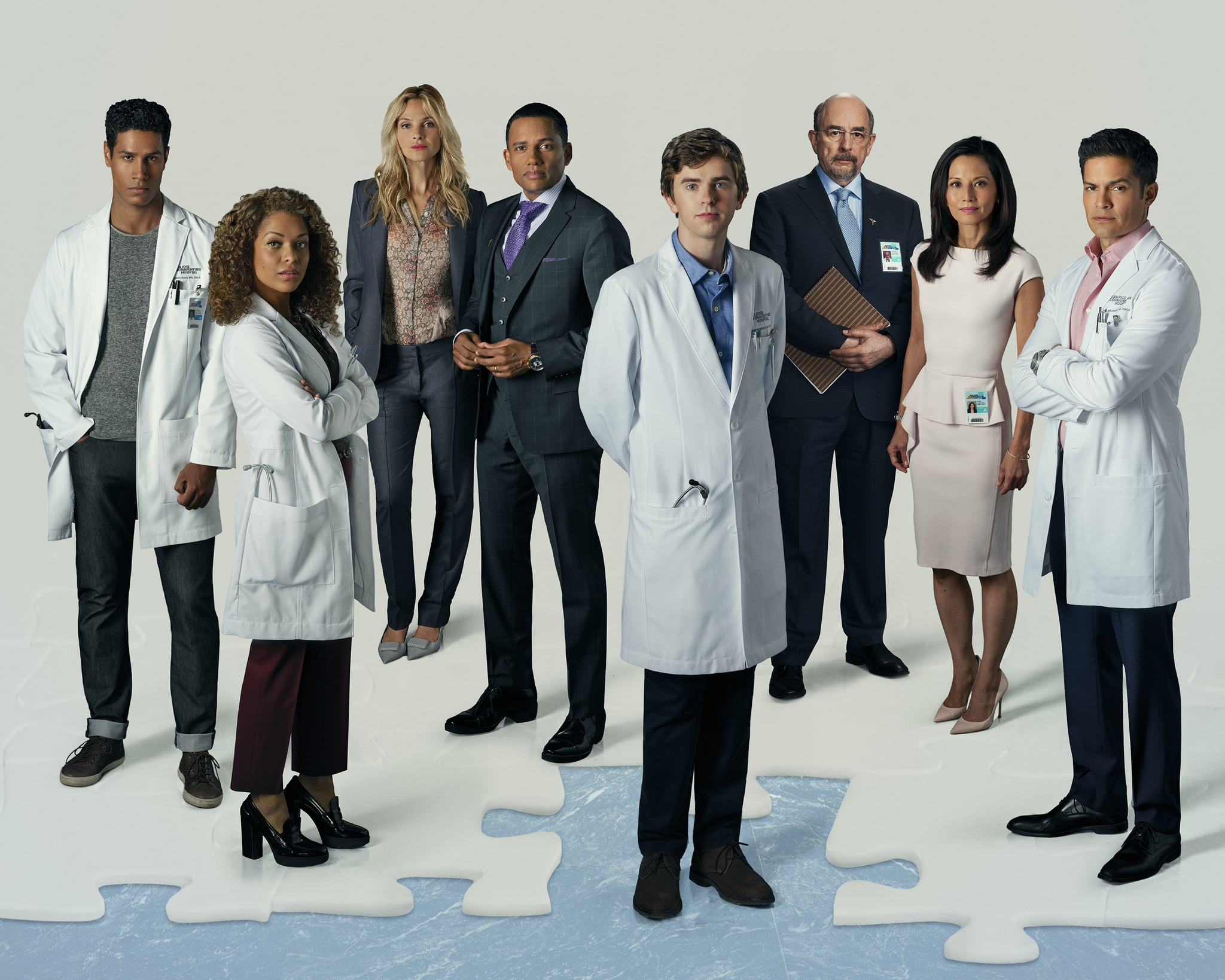 THE GOOD DOCTOR - ABC's
