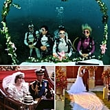 World-Record-Breaking Weddings With their prominence, extravagance, and cultural significance, royal weddings tend to be record-breaking events. But will Prince William and Kate's top these Guinness World Record winners? Check out these over-the-top nuptials, and find out what records they hold!