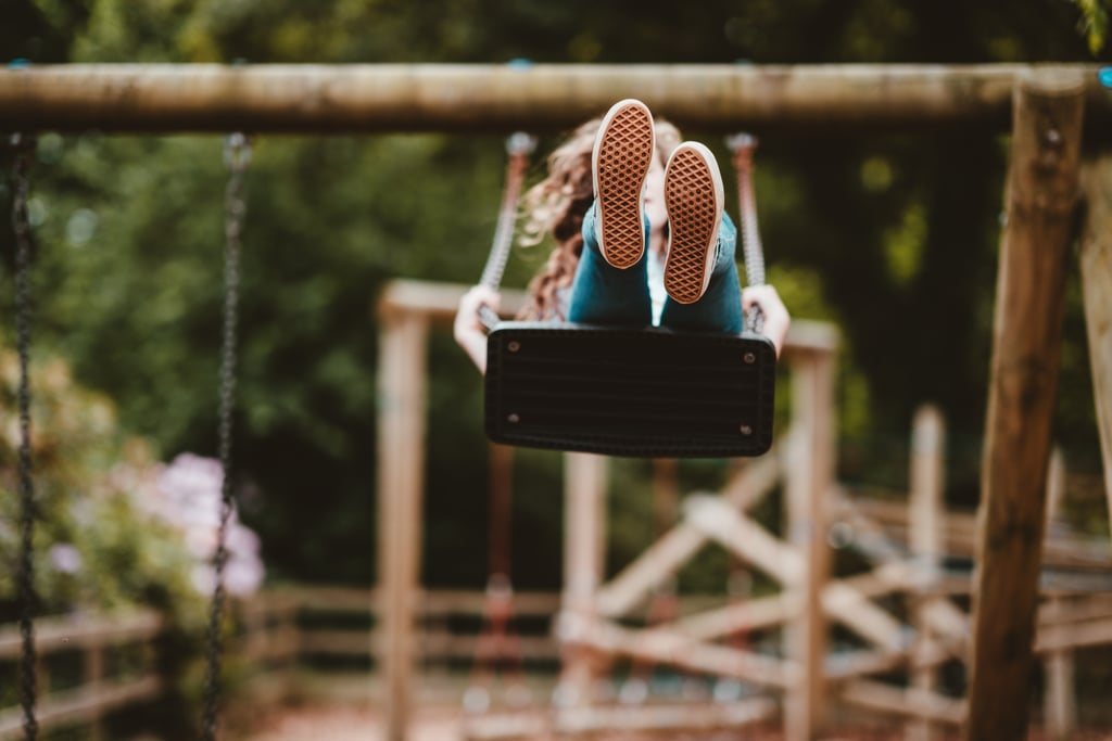 Visit a local park or playground.