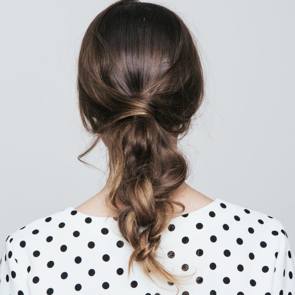 Tie a Knot Hair Style How To | POPSUGAR Beauty Australia