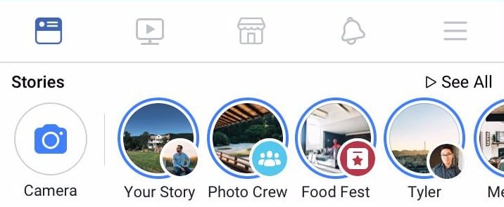It's Now a Whole Lot Easier to Use Stories For Everything You Do on Facebook