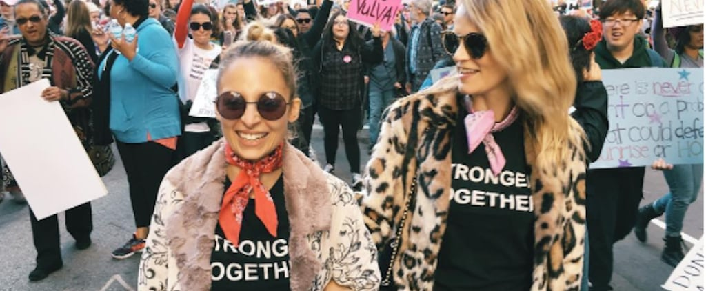 The Most Powerful Women's March Instagrams From the Fashion World