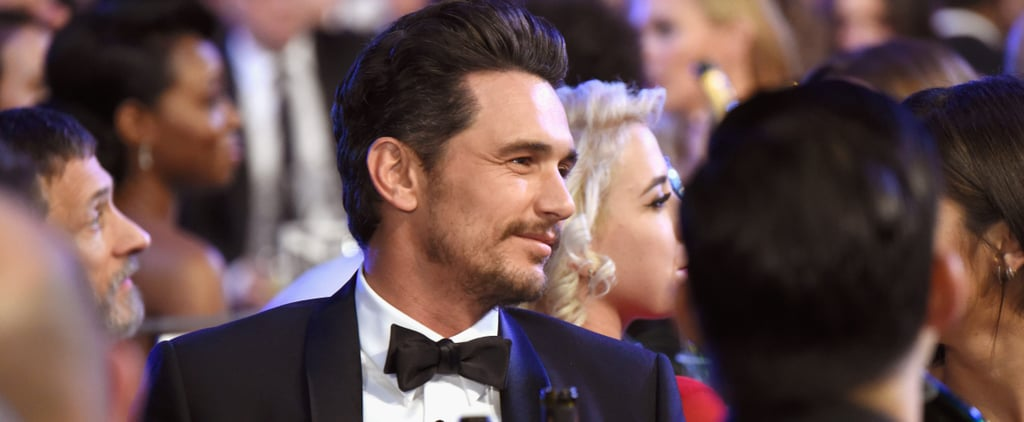 Was James Franco at the 2018 SAG Awards?