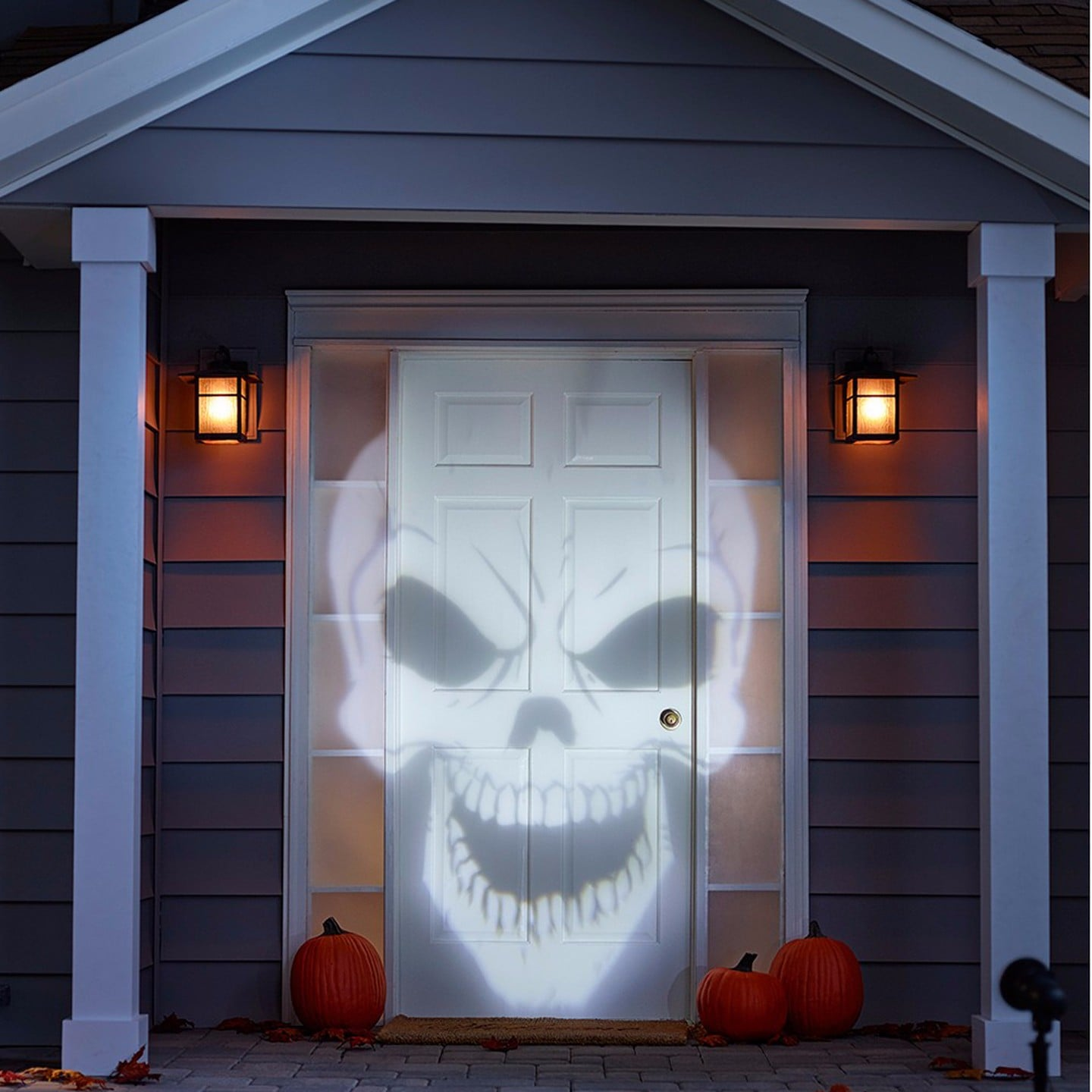 halloween porch decor from target | popsugar home