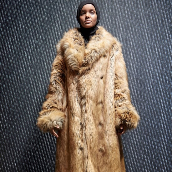Somali-American Halima Aden Walks Yeezey Runway in Hijab