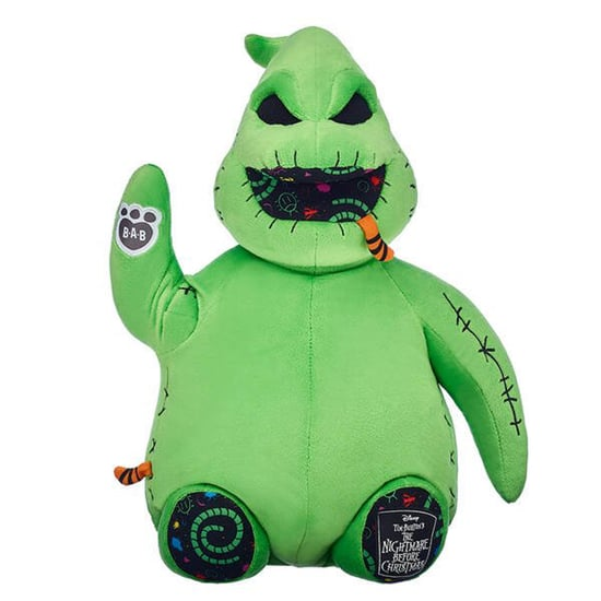 Oogie Boogie Is a Nightmare Before Christmas Build-A-Bear