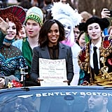 Kerry Washington Lets Loose With Drag Queens at Harvard