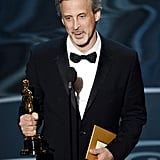 William Goldenberg won the award for best film editing.