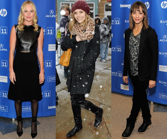 See All The Photos of Celebrities at the 2011 Sundance Festival
