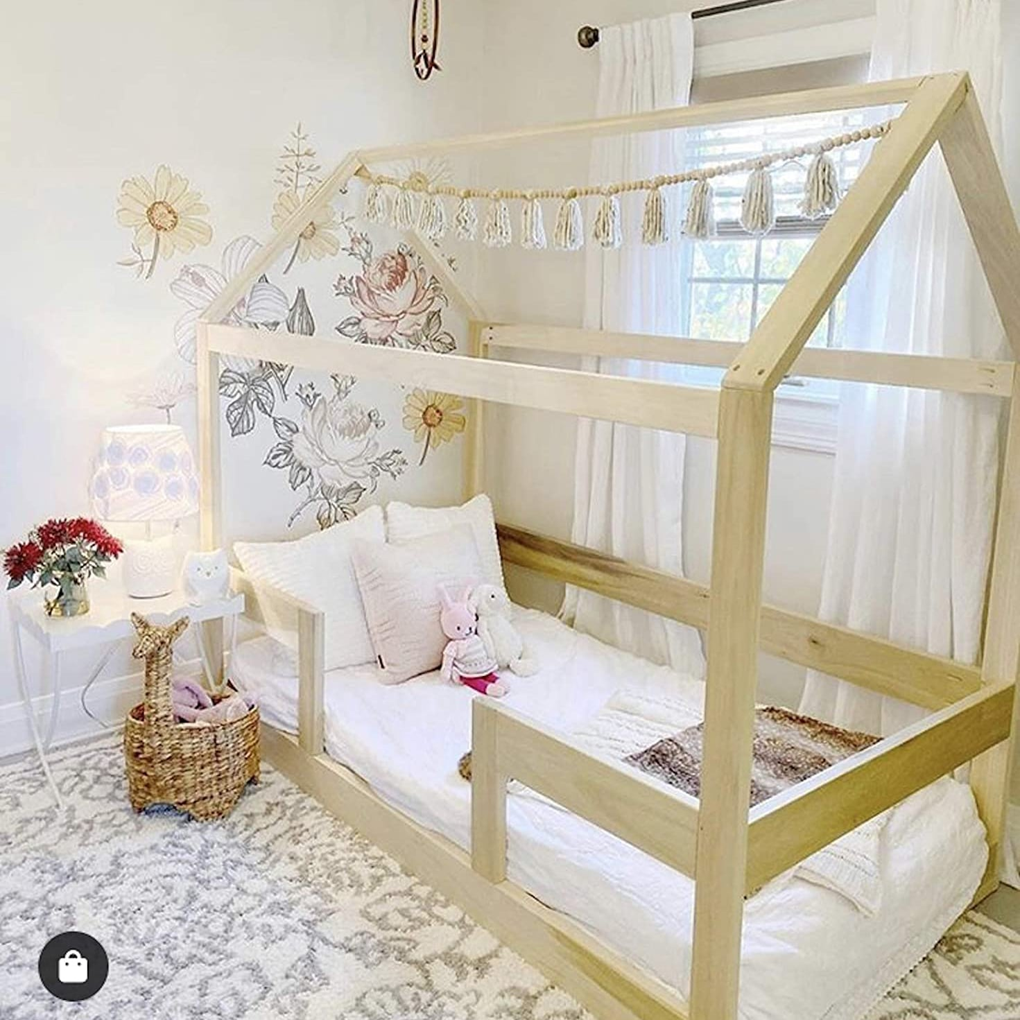 Montessori Floor Beds For Toddlers Popsugar Family