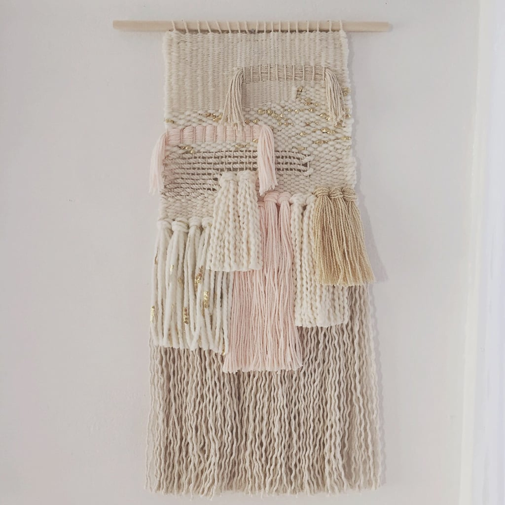 Woven Wall Hangings shop woven wall hangings | popsugar home