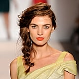 The Lela Rose Messy Braid