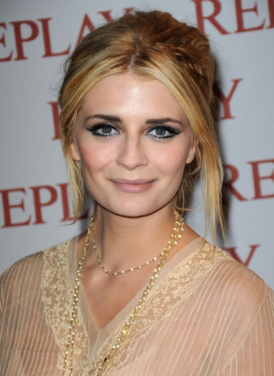 Mischa Barton at the Replay Party
