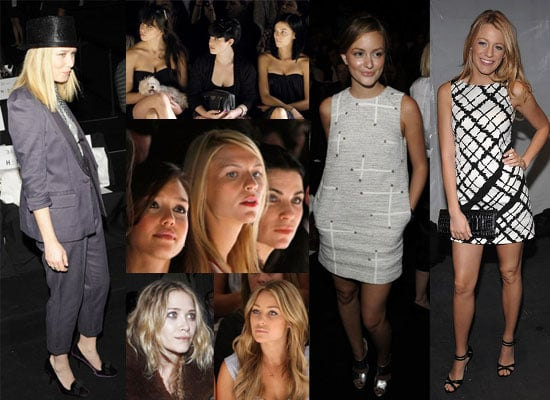 Photos Of Celebrities Attending New York Fashion Week 2008-09-11 06:00:00