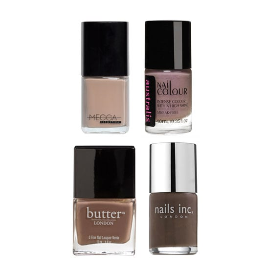 Over the Taupe: The Nail Polish Colour That Goes With Everything