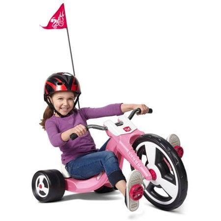 For 4-Year-Olds: Radio Flyer Deluxe Big Flyer