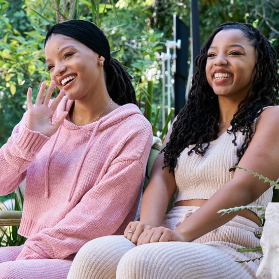 Chloe x Halle Bailey on Skin Care and Self-Love: Interview
