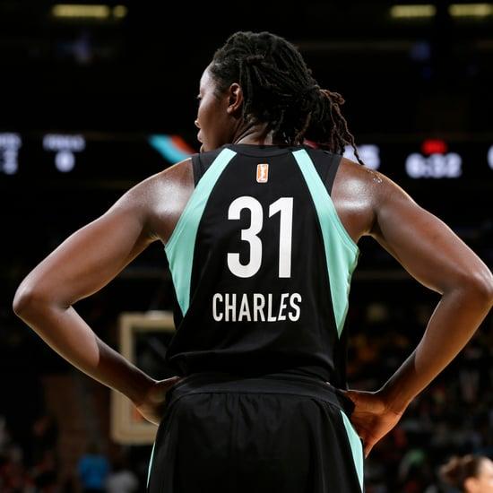 Who Is WNBA Player Tina Charles?