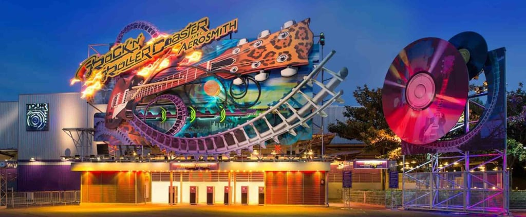 Rock 'n' Roller Coaster at Disneyland Paris Is Getting a Marvel-Themed Makeover