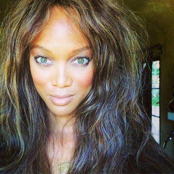 Tyra Banks Antm: Tyra Banks Beauty Range Best Selfie Tips
