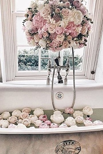 Pretty Bathtub Inspiration