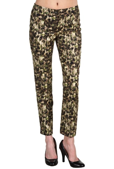 Wear these Nic+Zoe tropics pants ($32) at work with a black turtleneck, then on the weekend with a black tee.