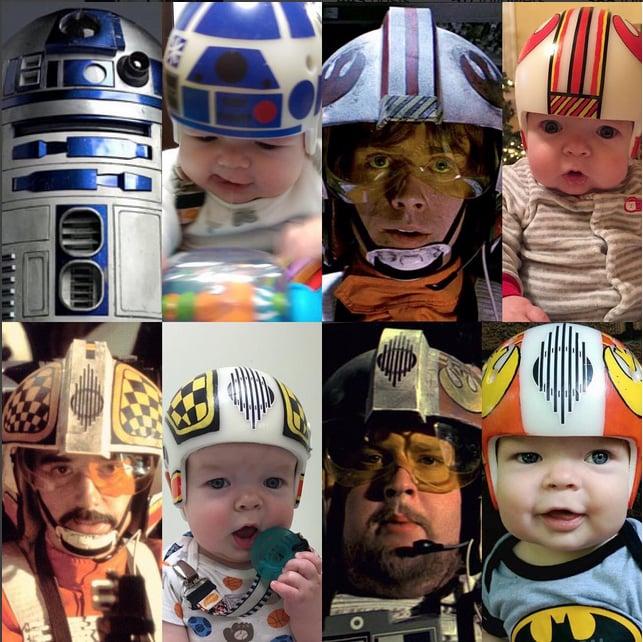Jack's Complete Star Wars Helmet Series