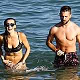 Katie Cassidy Bikini Pictures in Miami December 2016