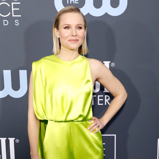 Kristen Bell Shares Her At-Home Workout on Instagram | Video
