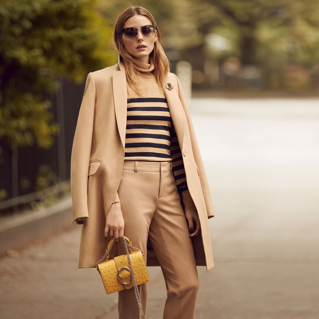 Olivia Palermo Partners With Banana Republic