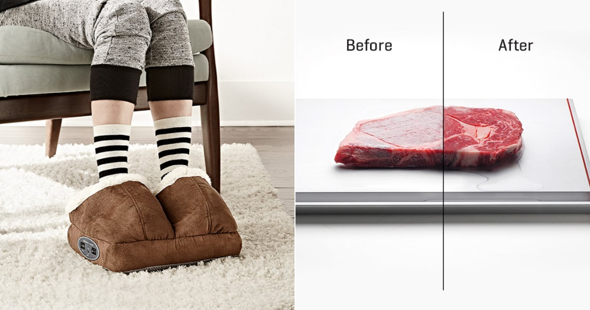 The 7 Bestselling Gadgets on Sharper Image Aren't What We Expected at All