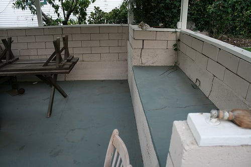 Before and After: A Patio Facelift