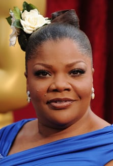 Mo'Nique is the 2010 Oscar Winner for Best Supporting Actress