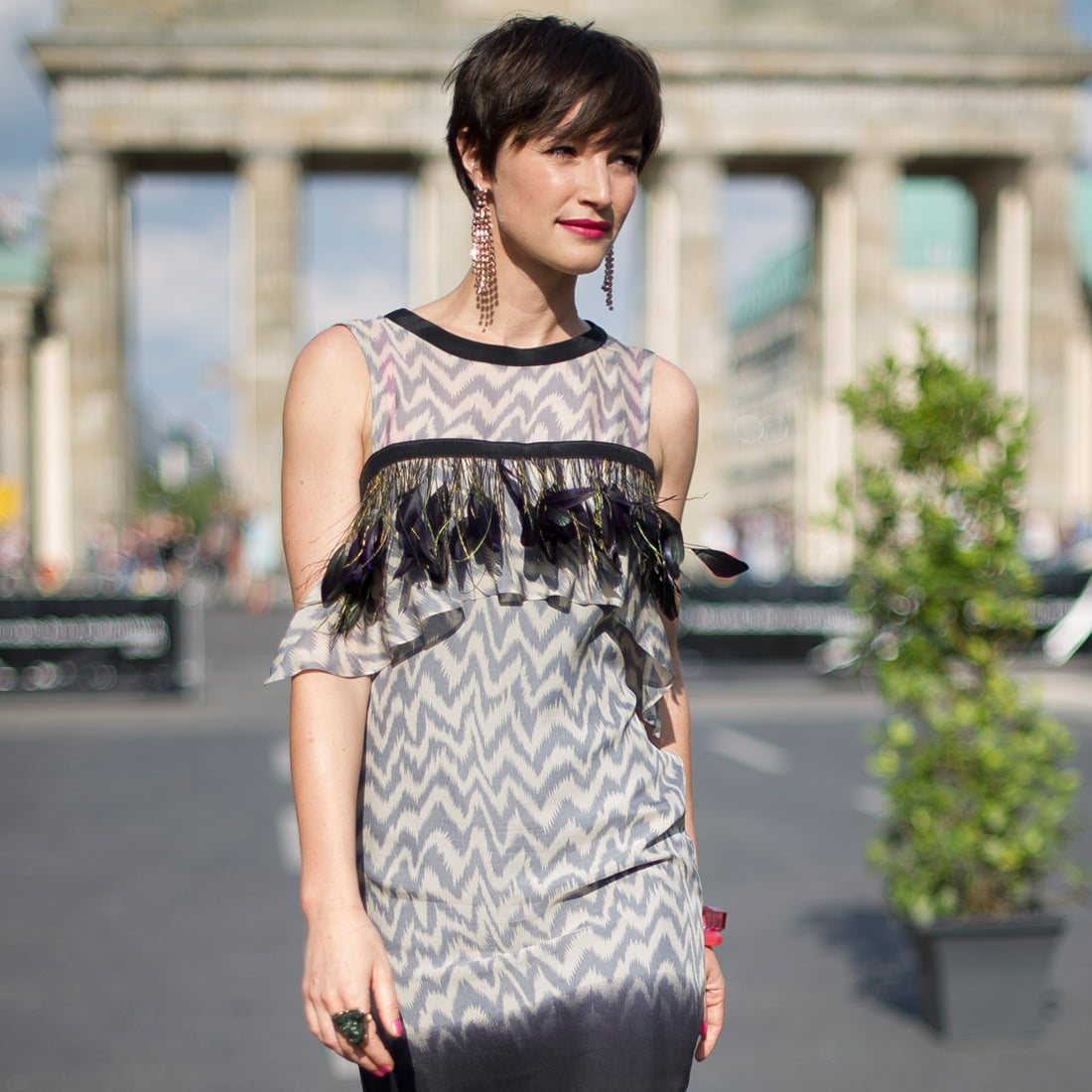 Best summer street style popsugar fashion - Best Summer Street Style Popsugar Fashion 40