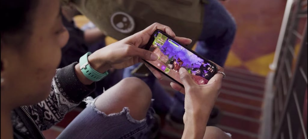 Best Mobile Games 2018