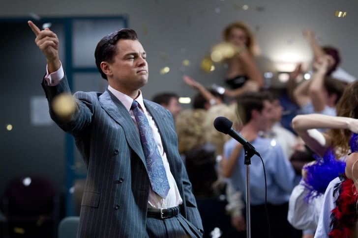 Leo Is Out of Control in The Wolf of Wall Street