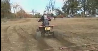 Should Kids Be Banned From Driving ATVs?