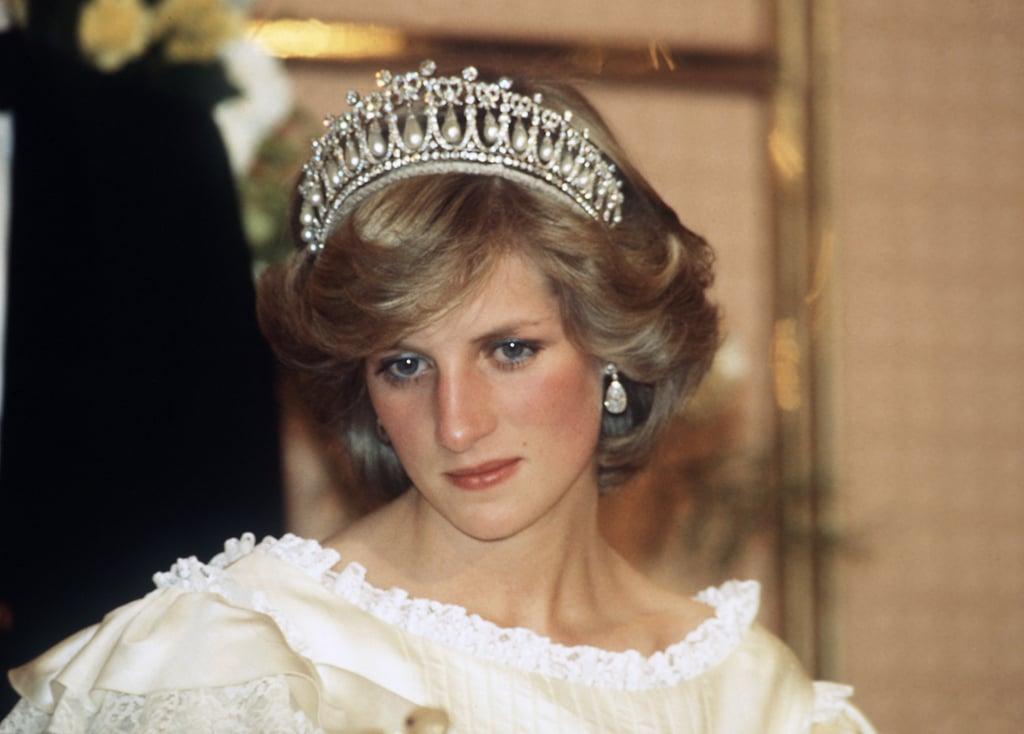 The Cambridge Lover's Knot tiara