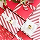 Red Gift Wrapping Trio