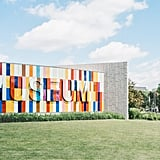 Take advantage of free museum admission days.