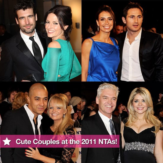 Picture of Couples at the 2011 National Television Awards