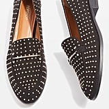 Topshop Liberty Pinstud Loafers