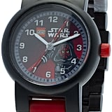 Lego Star Wars Darth Maul Kids Watch With Mini Figure