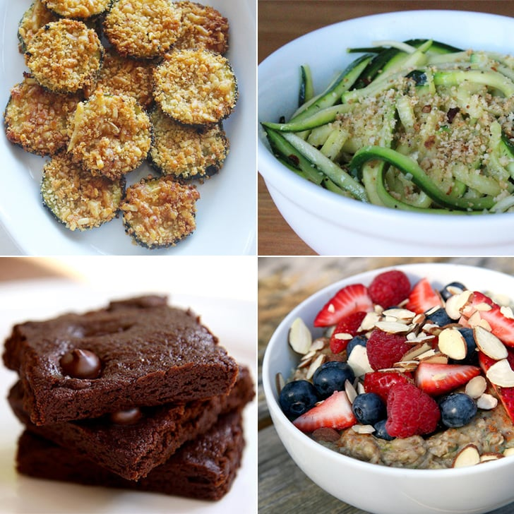 Too Good to Squash: 12 Healthy Courgette-Filled Recipes