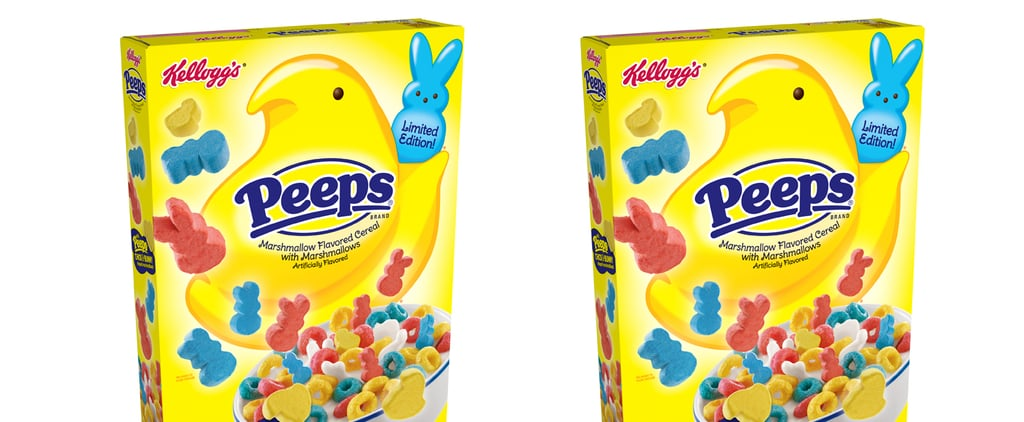 Peeps Cereal Is Coming Back For the Easter Season