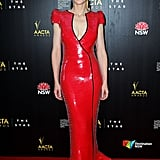 Cate Blanchett wore Armani to the AACTAs